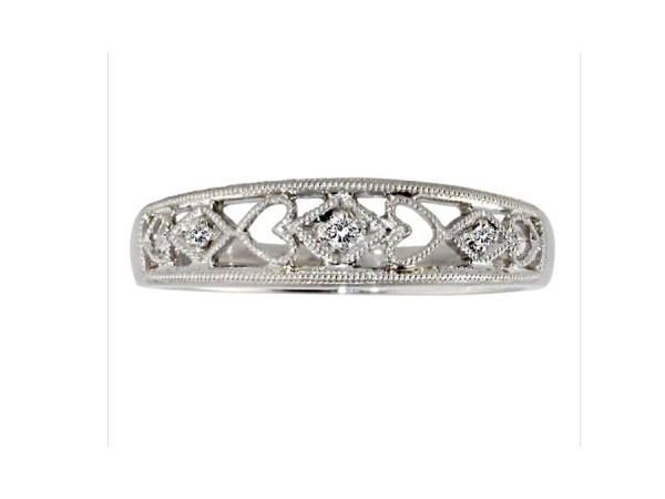 Diamond Fashion Ring by Rego