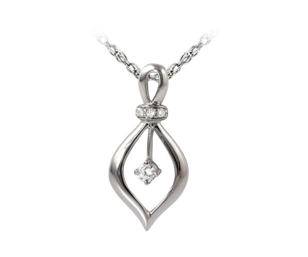 Diamond Pendant by Rego