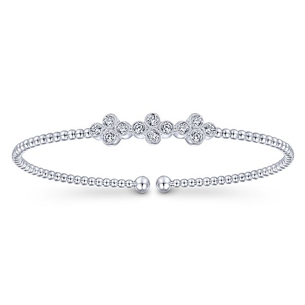 Diamond Bracelet by Gabriel & Co