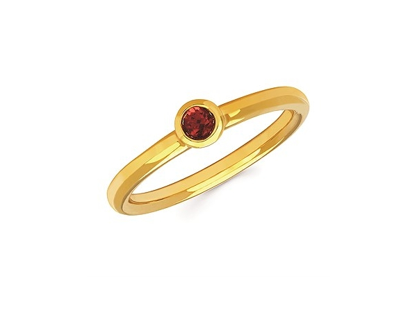 Colored Stone Fashion Ring by Ostbye