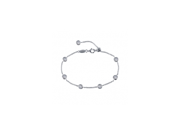 Sterling Silver Bracelet by Lafonn Jewelry
