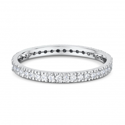 Ladies Diamond Wedding Band by Dora Wedding Ring