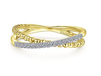 Diamond Fashion Ring by Gabriel & Co
