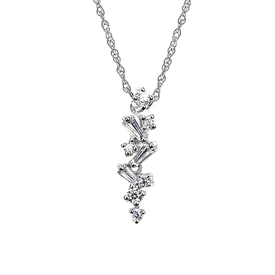 Diamond Pendant by Ostbye