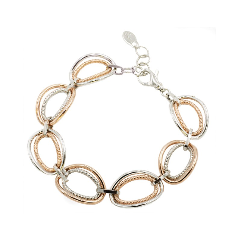 Sterling Silver Bracelet by Frederic Duclos