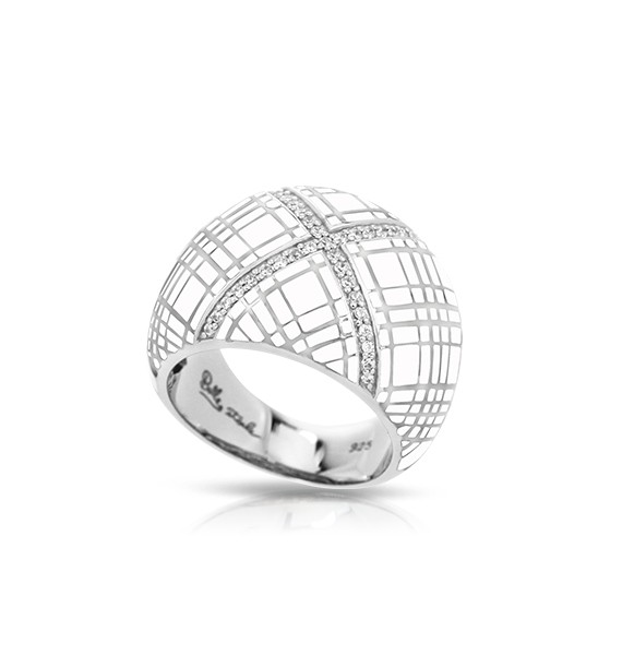 Sterling Silver Ring by Belle Etoile