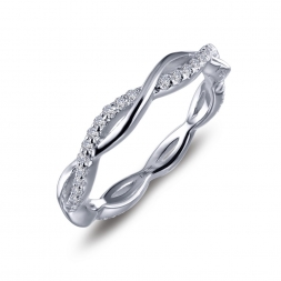 Sterling Silver Ring by Lafonn Jewelry