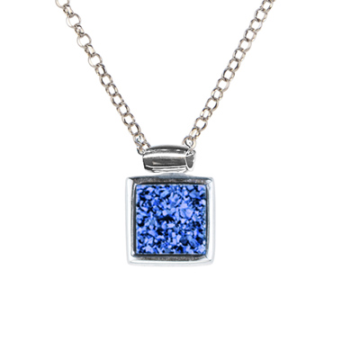 Sterling Silver Pendant by Frederic Duclos