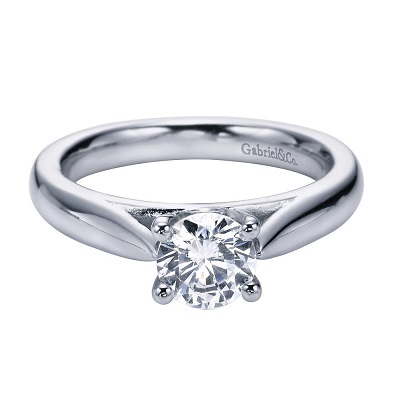 solitaire engagement rings archbold