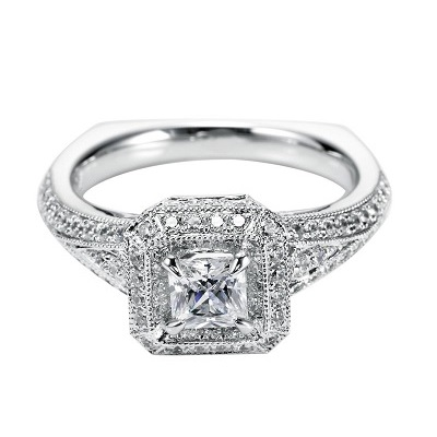vintage engagement rings archbold