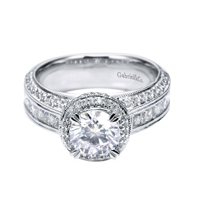 vintage engagement rings defiance